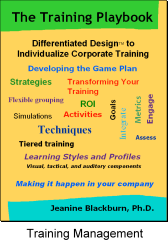 LearningAndDevelopmentCenter.com - The Training Playbook